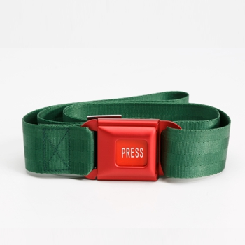 Авиа ремень Button belt Strawberry